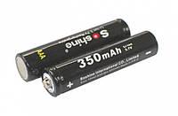 Аккумулятор Soshine 10440 Li-Ion 350 mAh 3,7V, фото 1