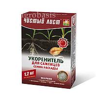 Чистый Лист укоренитель для черенков, рассады, саженцев 1.2 кг
