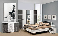 Спальня Круиз к-кт 3Д