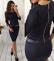 Женский костюм с юбкой Цвета 419 БО, фото 1