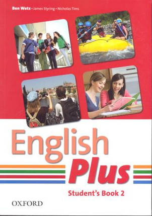 English Plus 2 Student's Book (First Edition), фото 2