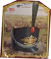 Кивер гвардейского артиллериста 1812 г