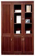 Шкаф 3х-секции 1220х440х2000, лев.гардероб (812, цвет F-61)