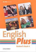 Учебник по английскому языку English Plus 4 Student's Book (First Edition)