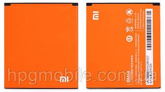 Аккумулятор (АКБ, батарея) BM44 для Xiaomi Redmi 2 (2200 mah), оригинал