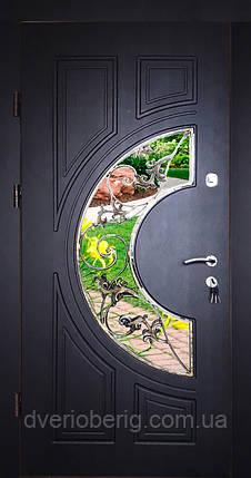 Входная дверь модель Т-1-3-377 vinorit-20, фото 2