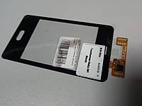 Тачскрин (сенсор) для Nokia Asha 501 (black) Качество