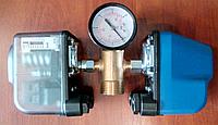 Комплект автоматики насоса (Италия) + защита по сухому ходу