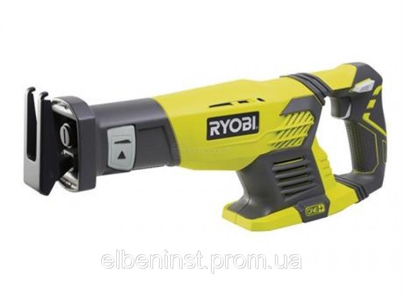 Пила сабельная аккумуляторная RYOBI RRS 1801M
