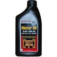Моторное масло TOYOTA 5W-20 1qt