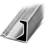Шинорейка - Профиль фланцевый 30 (0,65мм)