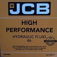 Масло гідравлічне для JCB