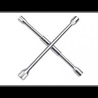 Ключ баллонный крестовой 17,19,21,22 складной