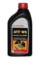 Трансмиссионное масло TOYOTA ATF WS 0,946 л