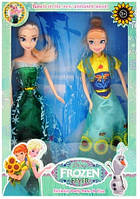 Набор кукол Анна и Эльза Холодное сердце BQ839