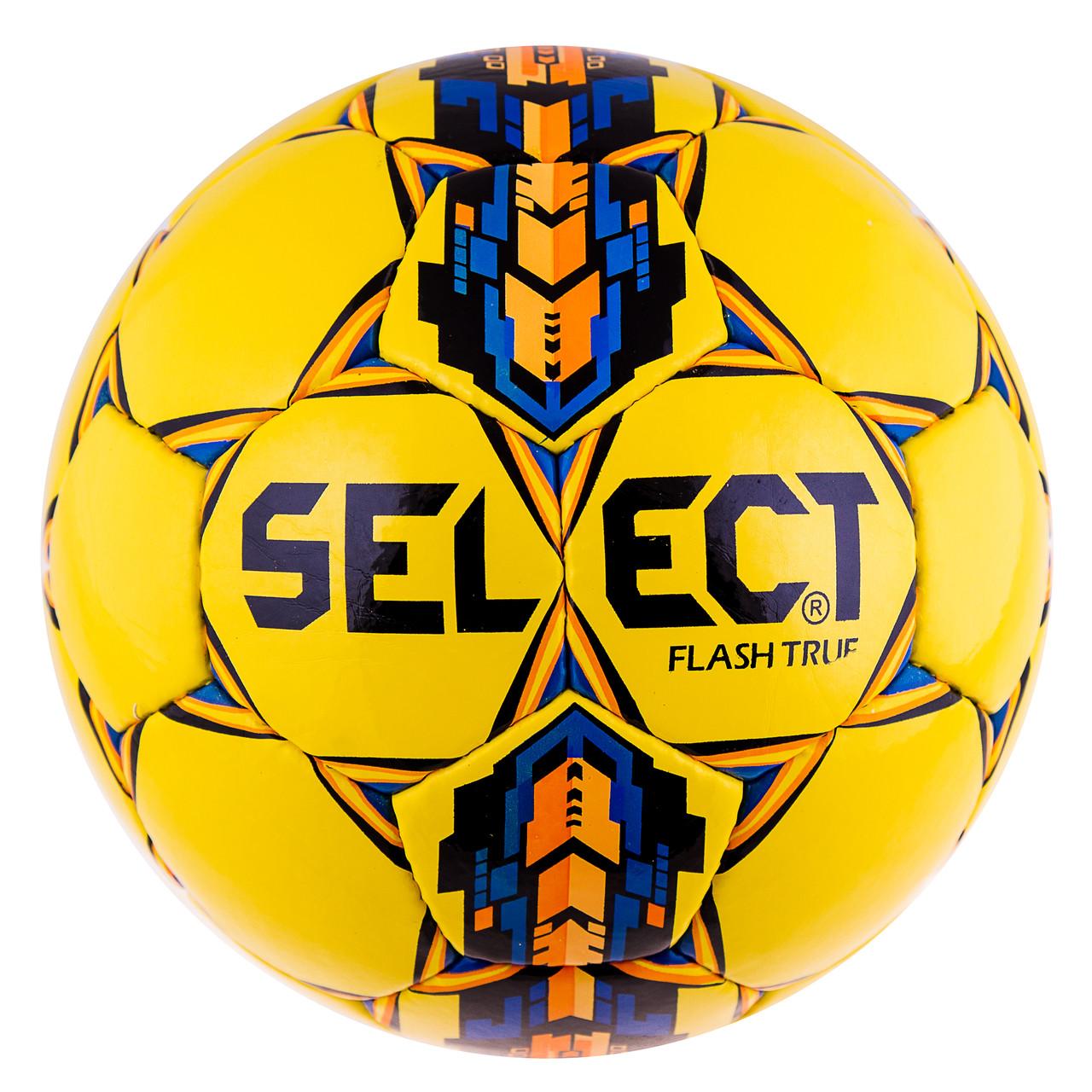Мяч футбол Select Flash Truf Duxon Yellow