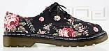 Ботинки с цветочным принтом, фото 2