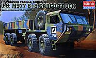 """Наземный транспорт 2МВ, серия 10 """"Американский военный грузовик М977"""""""