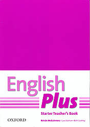 English Plus Starter Teacher's Book (First Edition)