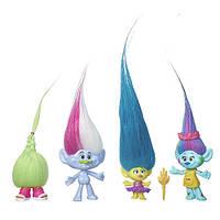 Набор Дикие прически DreamWorks Trolls Hasbro, фото 1