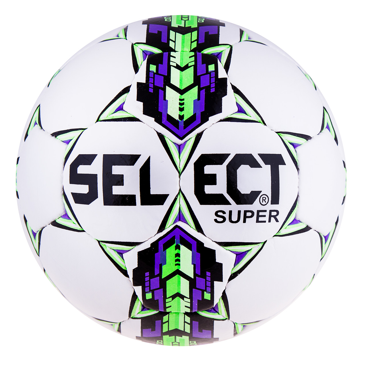 Мяч футзал Select Super Duxon Green/Purple