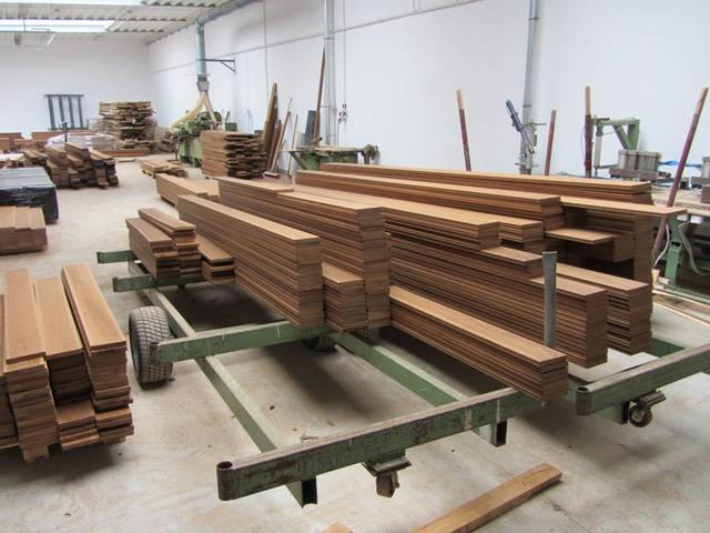 Производство наших партнеров в Польше. На котором стоят новые Финские сушки и Немецкие станки