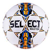 Мяч футзал Select Super Duxon Orange/Blue