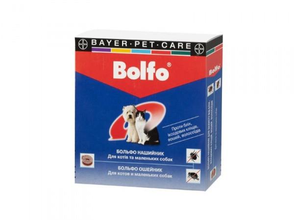 Нашийник Больфо протипаразитарний д/котів та собак