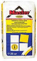 Клей для плитки  Мастер-Стандарт, 25кг