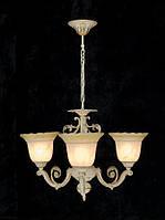 Люстра подвесная 3 лампы AR-003665 классика, фото 1
