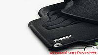 Комплект ковриков текстильных Volkswagen, Audi, Skoda 3C1061445WGK