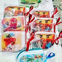 Мыло для детей Ниндзяго и другие герои мультиков