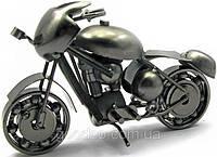 """Оригинальный подарок из металла """"Мотоцикл"""""""
