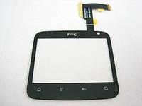 Тачскрин (сенсор) для HTC A810e ChaCha (G16) (black) Original