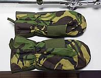 Рукавицы стрелковые зимние арктические DPM, армии Британии