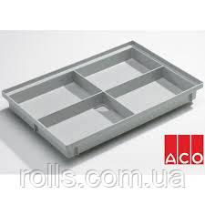 ACO Vario поддон из ABS пластика 600х400х80мм для поддержания чостоты при входе в дом