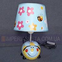 Детская ученическая настольная лампа IMPERIA пчелка с абажуром LUX-462713916