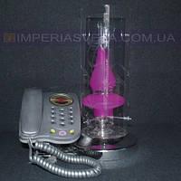 Светильник настольный декоративный ночник IMPERIA одноламповый с сенсорным включением LUX-132654