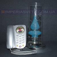 Светильник настольный декоративный ночник IMPERIA одноламповый с сенсорным включением LUX-132655