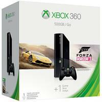 Стационарная игровая приставка Microsoft Xbox 360 E 500GB