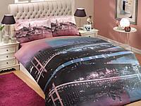 """Комплект постельного белья """"HOBBY"""" Sateen Deluxe Istanbul-1 200*220"""