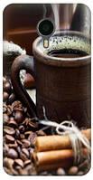 Чехол для Meizu M2/M2 mini (coffee)
