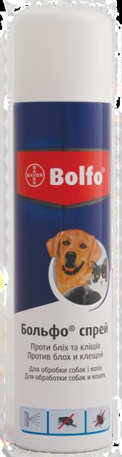 Аерозоль Больфо 250мл