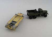 Тяжелый тягач МАЗ-5208 (смола)