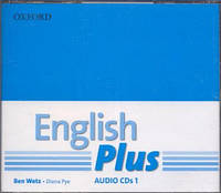 Аудио диски English Plus 1 Class Audio CDs (First Edition)