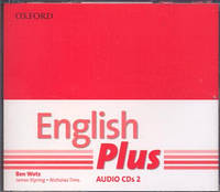Аудио диски English Plus 2 Class Audio CDs (First Edition)