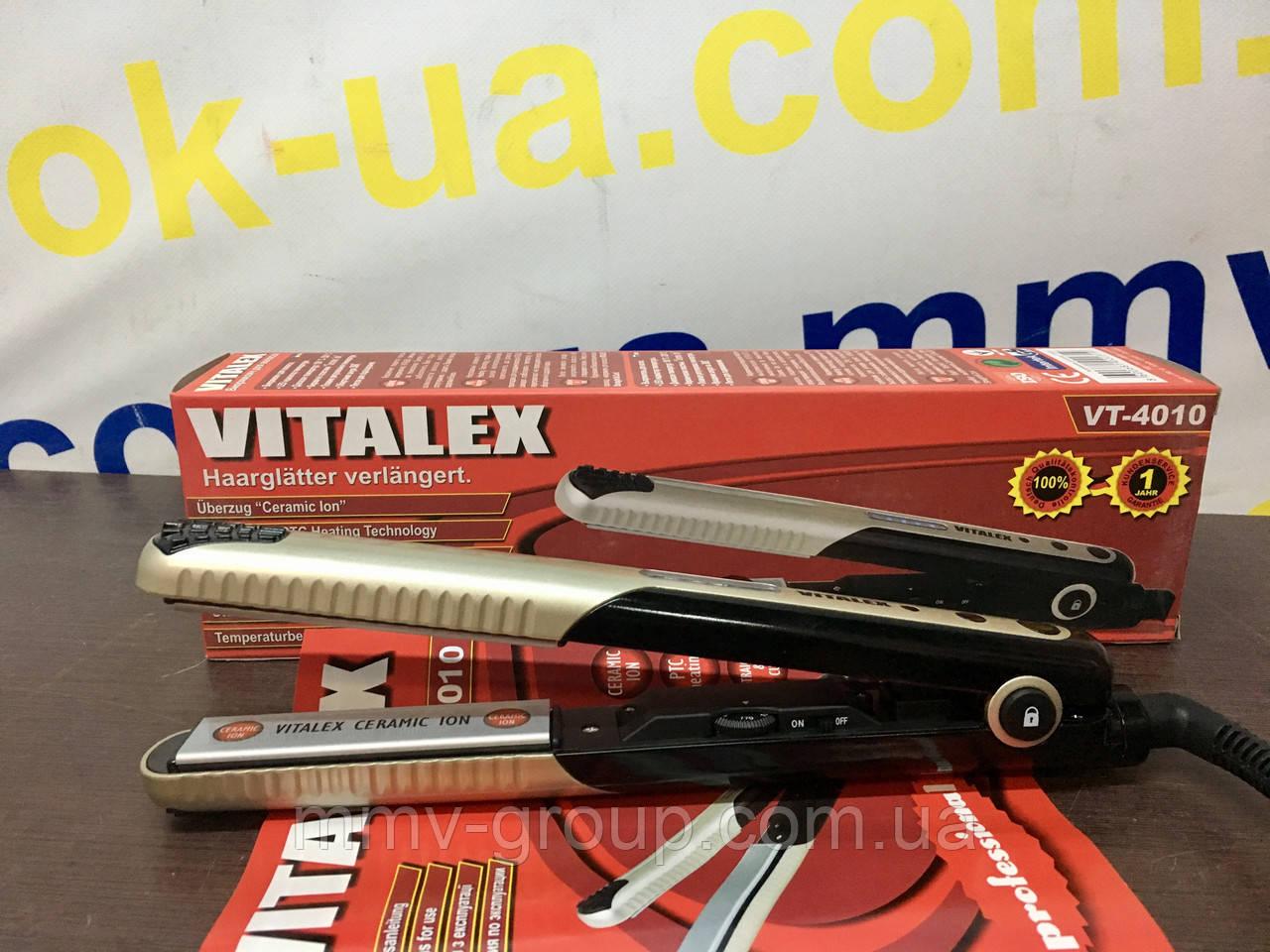 Выпрямитель для волос   Vitalex VT-4010