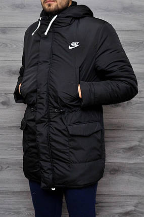 Зимняя парка Nike, мужская, фото 2