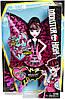 Monster High Ghoul-to-Bat Transformation Draculaura (Кукла Монстер Хай Дракулаура с крыльями, Летучая Мышь), фото 5