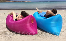 Самонадувной диван,матрац, кресло-мешок Air Cushion , фото 3
